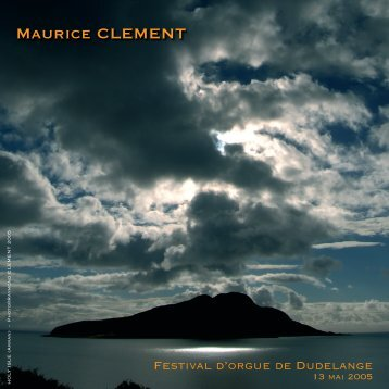 Maurice CLEMENT