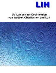 UV-Lampen zur Desinfektion - lih.de