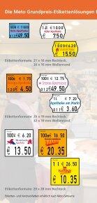 Grundpreisauszeichnung für Apotheken - METO - Seite 3