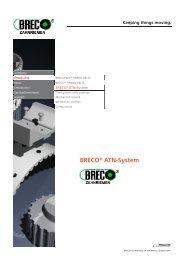 BRECO® ATN-System - Breco Antriebstechnik Breher GmbH & Co. KG