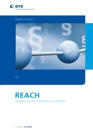 reach - BYK