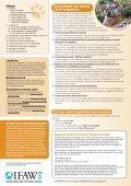 11-14 jaar - International Fund for Animal Welfare - Page 2