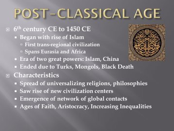 2 Review Post-Classical 500 - 1450.pdf - Google Sites