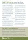 Diploma in Adjudication in the ConstruCtion inDustry - RICS - Page 6
