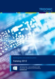 Katalog 2012 - Lightspectrum