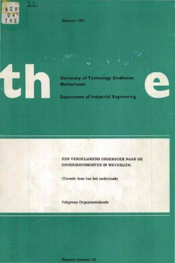 1 - Technische Universiteit Eindhoven