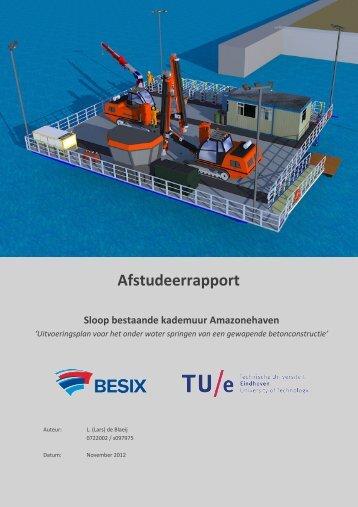 Afstudeerrapport - Technische Universiteit Eindhoven
