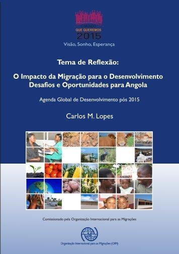 Tema de Reflexão - IOM Publications