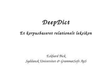 leksikon synonym