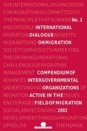 Reports - IOM Publications - International Organization for Migration