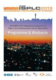 Programme & Abstracts - EE Publishers