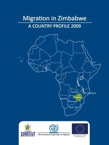Migration in Zimbabwe - IOM Publications - International ...