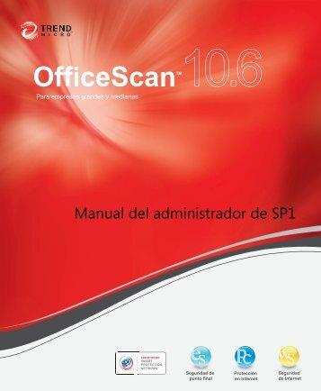 El cliente de OfficeScan - Trend Micro