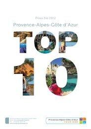 Provence Press Kit - Maison de la France