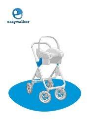 Aдаптори за столче за кола maxi cosi за easywalker june ...