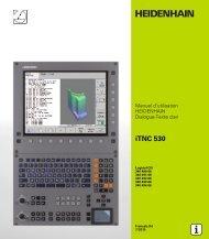 Benutzer-Handbuch iTNC 530 (340 422-xx) de - heidenhain - DR ...
