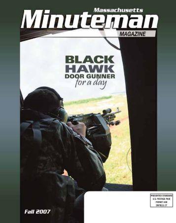 Massachusetts Minuteman - Fall 2007