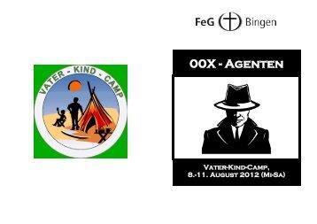00X - Agenten - FeG Bingen