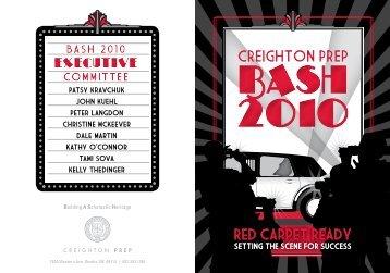 executive executive - Creighton Prep