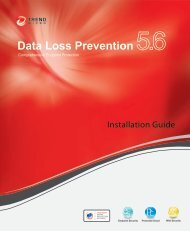 Agent Installation Overview - Online Help Home - Trend Micro