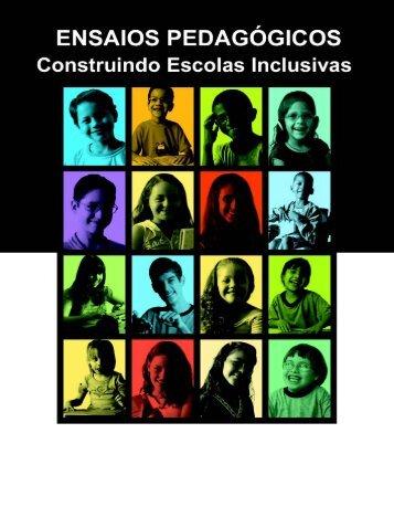 Construindo Escolas Inclusivas - Portal do Professor - Ministério da ...