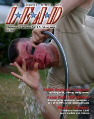 LEAD - A Magazine of the Connecticut Army & Air National Guard ...