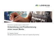 Entwicklung und Positionierung einer neuen Marke