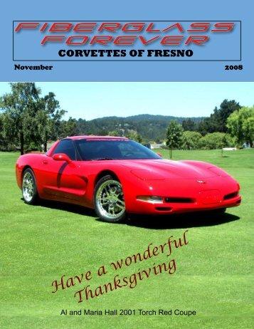CoF Newsletter Nov 2008