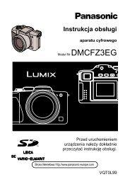 Panasonic dmcfz3 [PL]