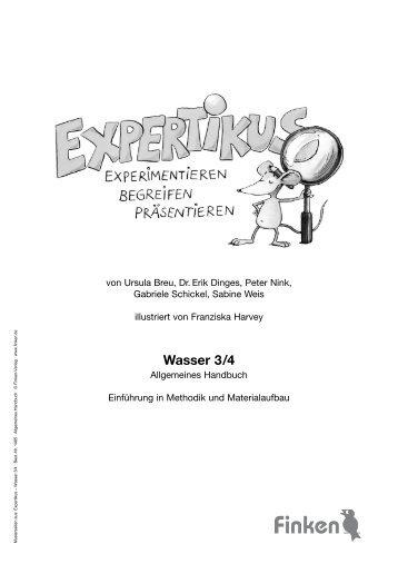 Expertikus – Wasser 3/4