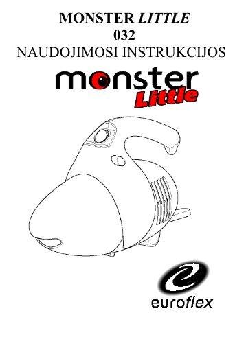 032 Monster Little.pdf - UAB Krinona - prekių instrukcijos - Krinona