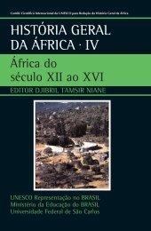 África do século XII ao XVI - unesdoc - Unesco