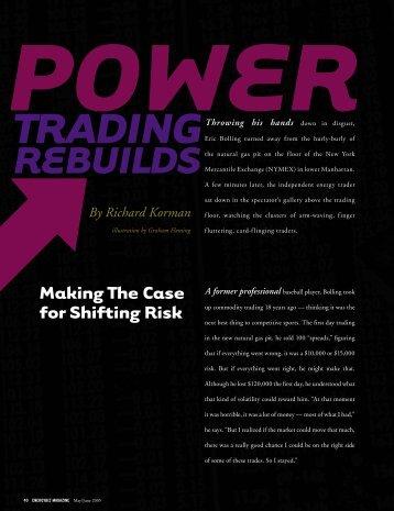 Power Trading Rebuilds [PDF]