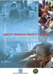 Healthy Thailand - JUNIMA.org