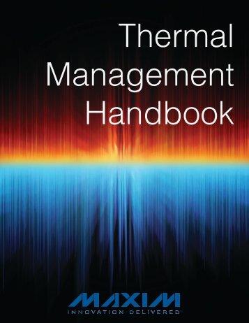 Thermal Handbook - EEWeb
