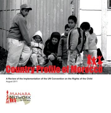 Country Profile of Morocco - International Bureau of Children's Rights