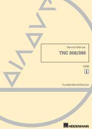 Technical Manual TNC 360 - heidenhain - DR  JOHANNES