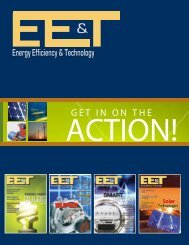 Energy Efficiency & Technology - Power Electronics