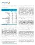 Monthly Economic Bulletin October 2010 - Banco Mercantil - Page 3