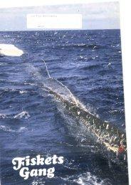 Fiskets Gang. Nr. 22-1986. 72. årgang