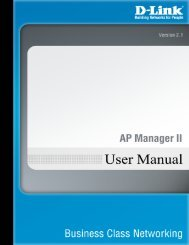 Using AP Manager II - FTP Directory Listing - D-Link
