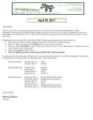 Grass Valley News-April 29, 2011 - Camas School District