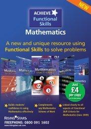 Mathematics - Education direct