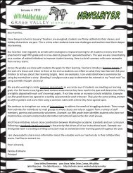 Grass Valley News-January 4, 2013 - Camas School District