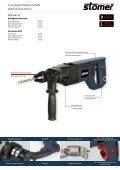 ELEKTROWERKZEUGE POWER TOOLS - Page 7