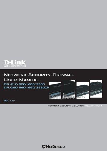 User Manual - download - D-Link