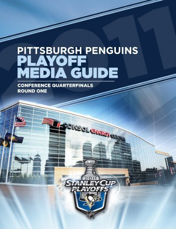 Pittsburgh Penguins Playoff Guide