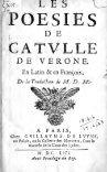 Poesies, en Latin et en Franois - Page 7