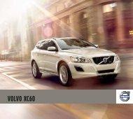 2011 Volvo XC60 Brochure