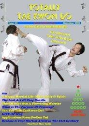 Totally Tae Kwon Do Magazine - Issue 10 - Usadojo